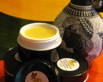 Parfüm, Vanille Ylang-Ylang Solid Parfüm, erhältlich in den Topf oder Tube, Duft