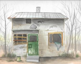 Graffitti House