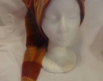 Fleece Elf Stocking Hat