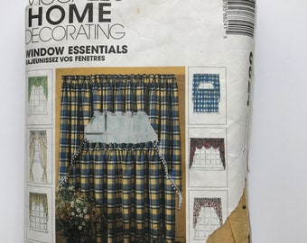 McCALL's Home Decorating Pattern 8824
