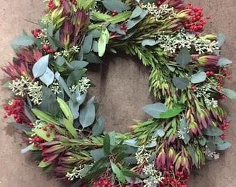 Holiday Wreath-20 inch