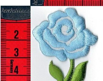 Badges pink blue fusible or sew Applique Patch 4.5 x 7.5 cm