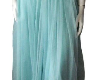 Vintage 1950's Formal Dress for Party or Prom