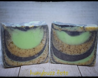 Lush Lawn ~ Handcrafted, artisan bar soap