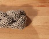 Braided Wool Hair Band...