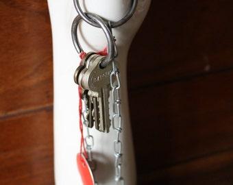 Vintage Keys Steam Punk Found Objects