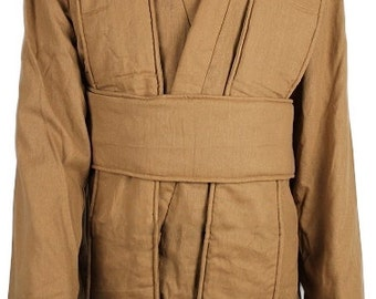 Star Wars Jedi Knight Costume - Body Tunic Only - Replica Star Wars Costume