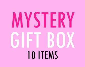 Glitter & Face Jewels Mystery Gift Box  For Face And Body | Festival And Party Chunky Glitter | Beauty Makeup  Unicorn Mermaid Party