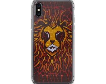 Brave Lion - iPhone Case