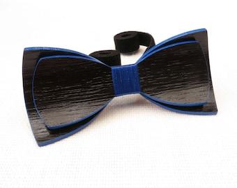Beautiful Wood Bow Tie 0056