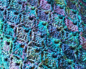 Yarn Marble chunky James C Brett 200 g 313meters/341yards knits to most chunky patterns lovely mermaid colours turquoise purple blue sea MC8