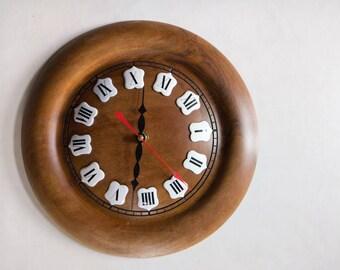 Radio controled wall clock