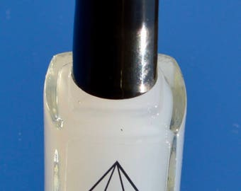 Frosting - matte top coat indie nail polish