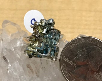 Bismuth Ring, Size 9