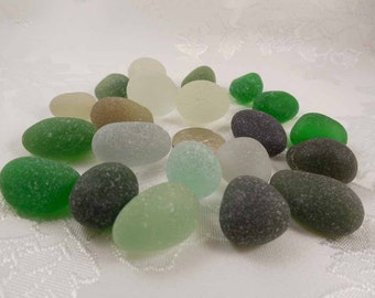 English Sea Glass - Genuine Sea Glass Beach Glass