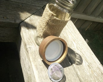 Wooden Loose Leaf Tea Infuser