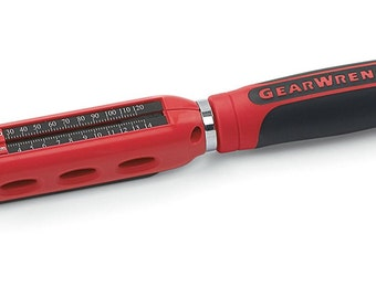 """GearWrench 85072 1/4"""" Drive Electronic Torque Wrench"""