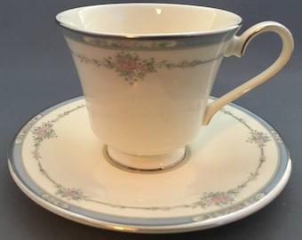 Royal Doulton Lisa Tea Cup and Saucer