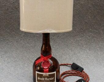 Grand Marnier Retro Table Lamp.
