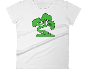 Zen Shirt, Yoga Shirt, Meditation Shirt, Workout Shirt, Hippie shirt, Zen Gift, Yoga tshirt, bonsai, Gym Shirt, Yoga Clothes, Bonsai tee