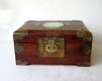 Asian jewelry box Etsy
