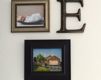 Personalized Home Painting from Photograph