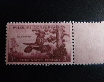 U.S. POSTAGE ~~~ WILDLIFE CONSERVATION
