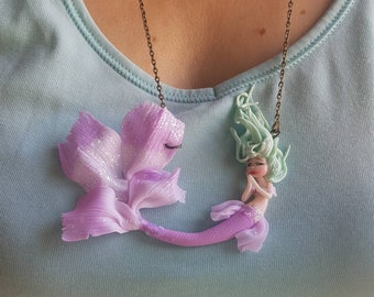 Necklace Mermaid