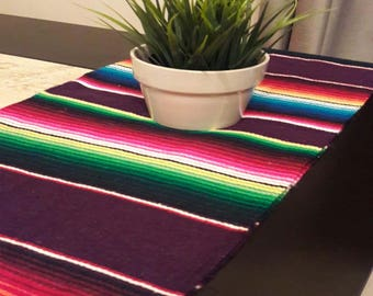 Serape Table Runner | Etsy