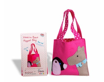 Child's Bag Sewing kit