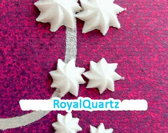 White Whipped Cream by Royal Quartz . Kawaii Dessert . Decoden Cabochons . Miniature Food . Decoden Supplies . Kawaii Charms . Craft Supply