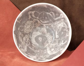 Illustrated Bowl