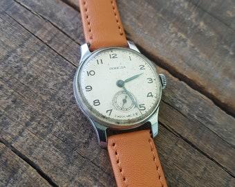 Mens watches 2Q 1954, vintage watch, Pobeda watch, wrist watch for men, watches for men, vintage watches, mechanical watch