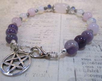 crystal bracelet #7
