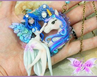 Fairy Necklace / Fairy Jewelry