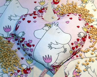 Thermal Pillow - Moomins - Hot/Cold Pack