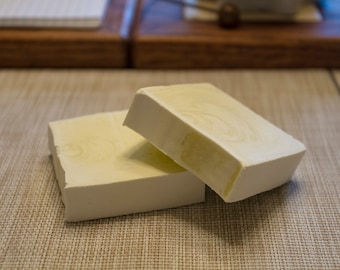 Depressing Failure Handmade Cold Process Soap Bar