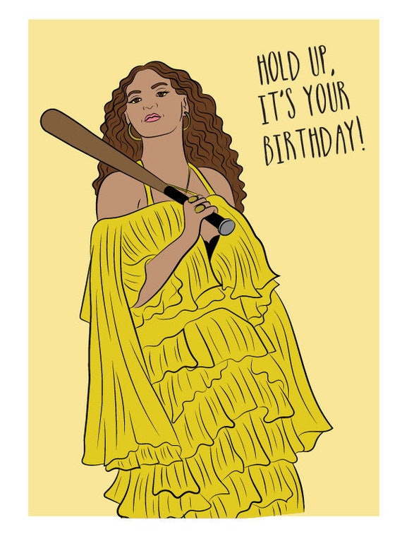 Beyonce hold up birthday card beyonce birthday card beyonce hold up birthday card beyonce birthday card beyonce card beyonce funny card beyonce lemonade beyonce formation bookmarktalkfo Image collections