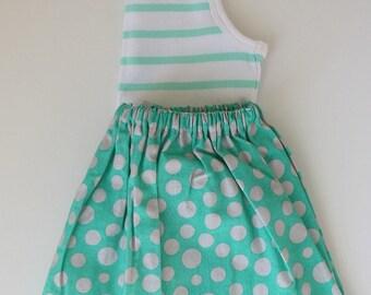 Girls Skirt Set, Metallic Skirt, Girls Clothing, Girls Skirt, Ribbon Skirt