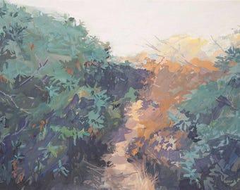 Narrow Path - limited edition print