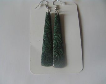 cernit earrings