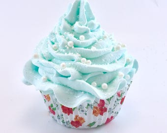 Bath Bomb Cupcake - Cupcake Bath Bombs - Bath Bomb - Bath Bomb Birthday Gift