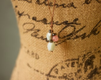 Tribe Geo Necklace