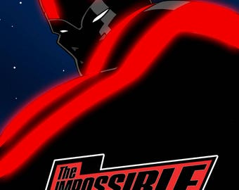 Impossible Man issue 1 Comic Book Digital Download by Boo Rudetoons