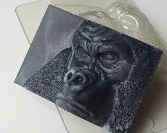 Gorilla - plastic soap mold soap making soap mould molds soap mold