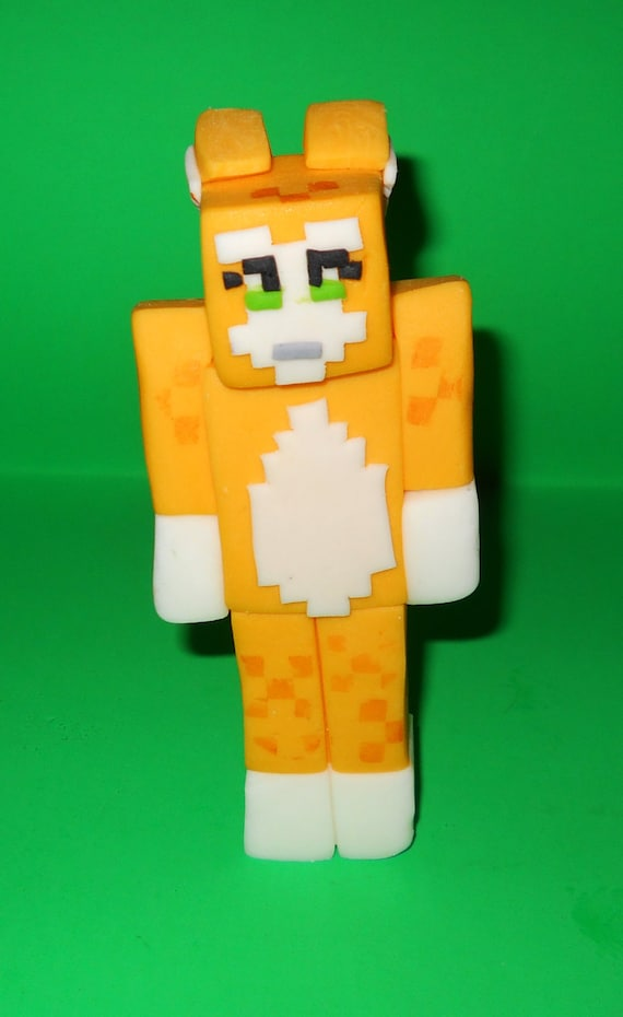 Stampy Cat Cake Topper