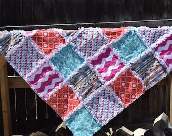 Baby Blanket Rag Quilt