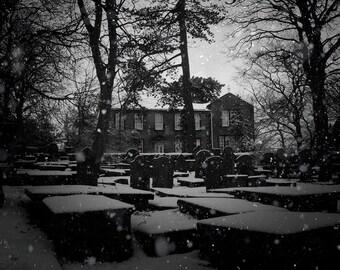 Brontë  parsonage, Haworth.