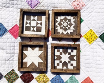 Quilt Square (set of 4)