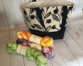 Project Bucket Tote Bag
